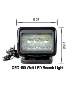 ORD 100 Watt LED Search Light