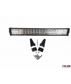 LED BAR ÇİFT SIRA 120W - 62CM