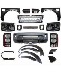 LAND ROVER DISCOVERY 3 DISCOVER 4 ÇEVİRME SETİ (FACELIFT KIT )