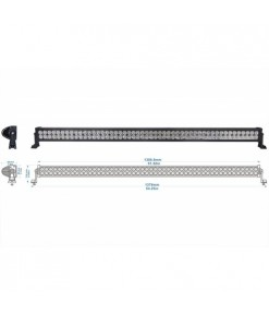 ORD 4X4 300 Watt 130cm Tek Renk Led Bar (Cree Led)
